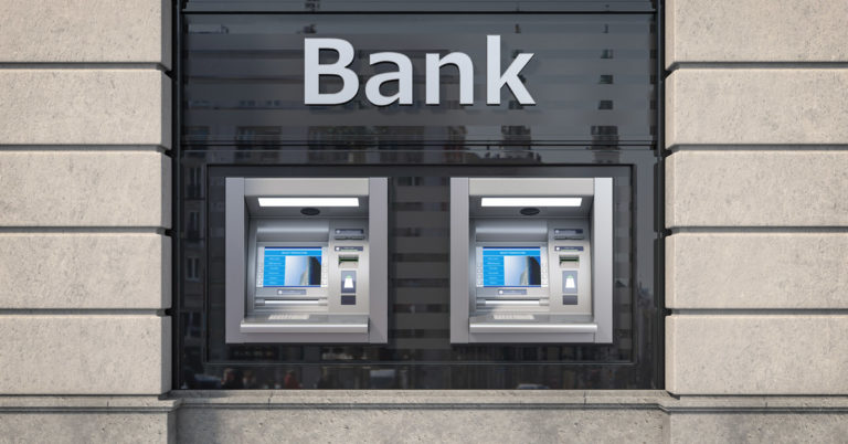 bank atm automatic teller machines